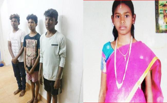 Lover Killed His Girl Friend  - Sakshi