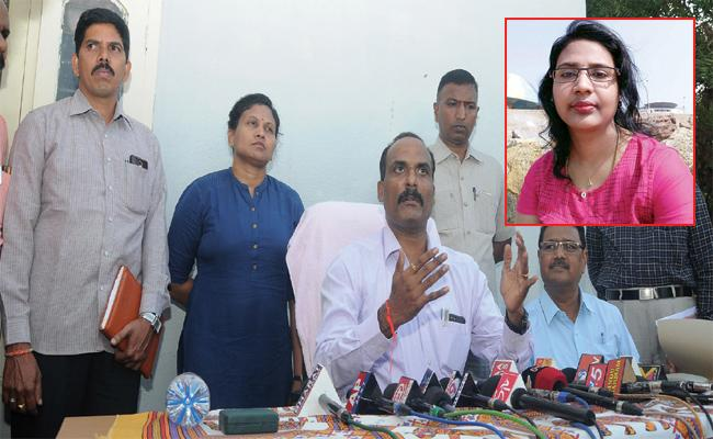 Shilpa Suicide Case Reveals SIT officials Chittoor - Sakshi