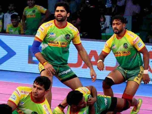 Patna Pirates fifth win - Sakshi