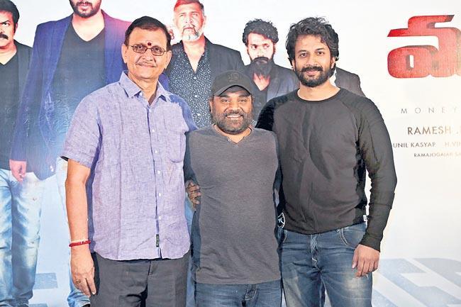 Bluff Master Movie Press Meet - Sakshi