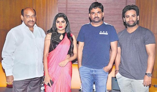 rahasyam movie trailer release - Sakshi
