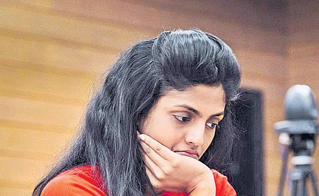 Harika Again, the fate of the typhrey - Sakshi