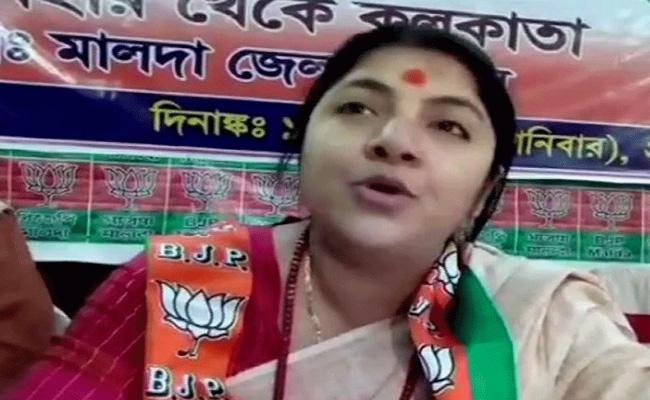 West Bengal BJP Leader Locket Chatterjee Sensational Comments - Sakshi