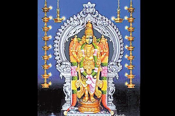 Devotional information from kamakshi devi - Sakshi