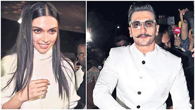 Ahead of Deepika Padukone and Ranveer Singh's wedding - Sakshi