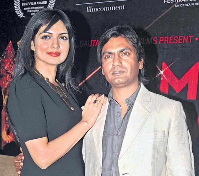 Nawazuddin grabbed me, Former Miss India Niharika Singh shares Me Too - Sakshi