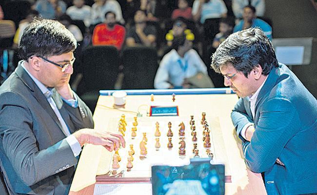 Tata Steel India Chess International Rapid Tournament - Sakshi