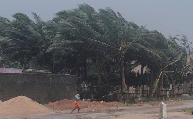 Gaja Cyclone Red Alert Tamilnadu Weather Department - Sakshi