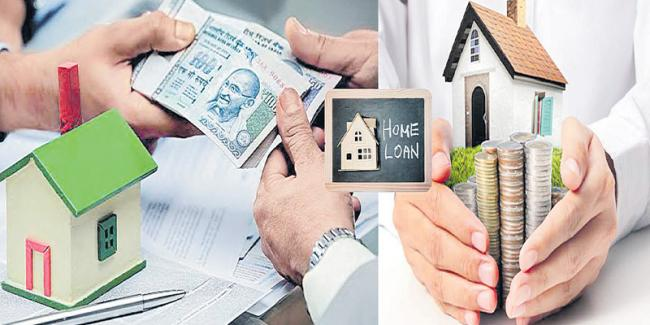 Home loan and its plans - Sakshi