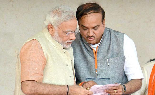 Modi And Kovind Condolence On Ananth Kumar Demise - Sakshi