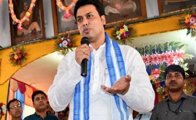 Why Employes Are Needed Holiday On May Day Says Biplab Deb - Sakshi