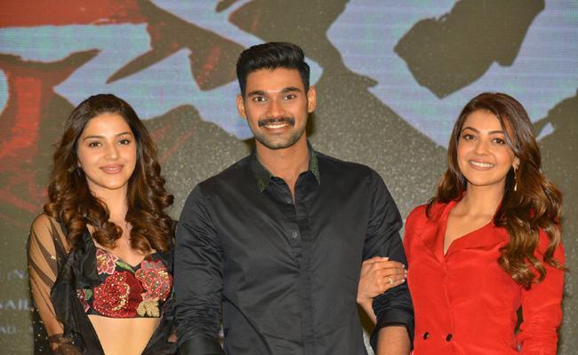 Kavacham Teaser Launch - Sakshi
