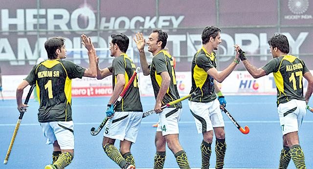 Cash-strapped Pakistan hockey finally finds sponsor, World Cup doubts over  - Sakshi