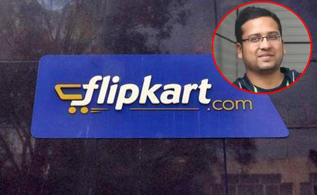 Flipkart Group CEO Binny Bansal resigns over serious personal misconduct - Sakshi