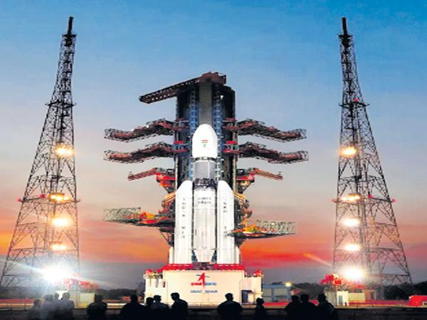 Countdown today for GSLV Mark 3d 2 experiment - Sakshi