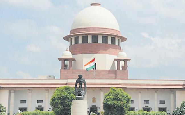Supreme Court refuses urgent hearing saying appeals coming up in January - Sakshi