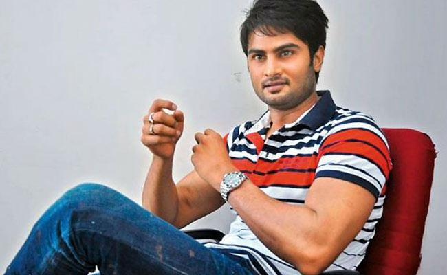 Sudheer babu Getting Ready For Pullela Gopichand Biopic - Sakshi