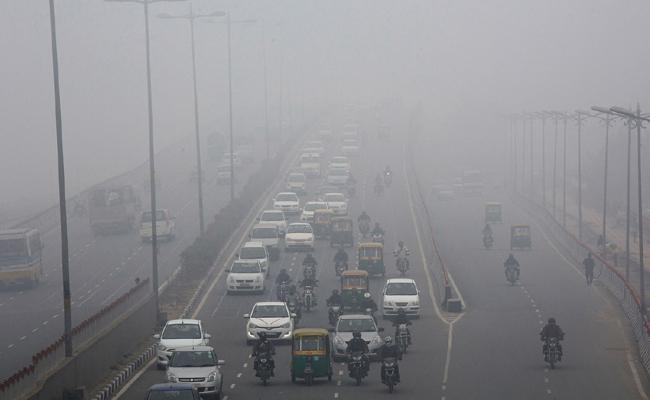 Supreme Court judge can't take morning walks due to air pollution - Sakshi