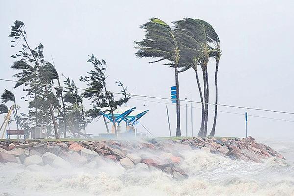 Cyclone Gaja Likely Turns As Severe - Sakshi