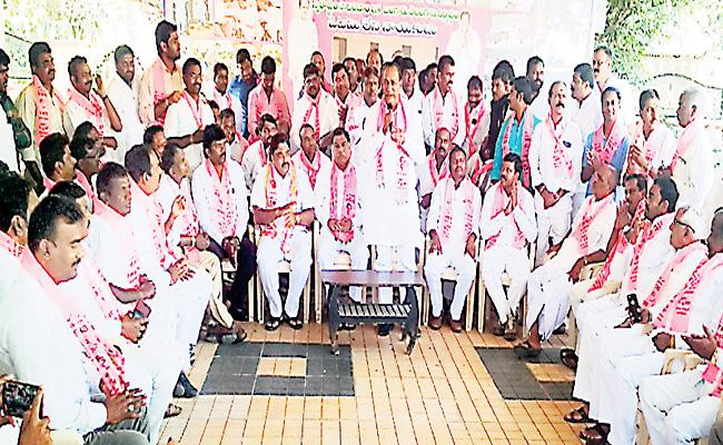 KLine is Clear to TRS Candidate Malla Reddy in Medchal - Sakshi