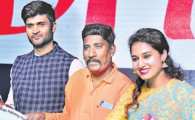 Kamal Kamaraju pins hopes on Law - Sakshi