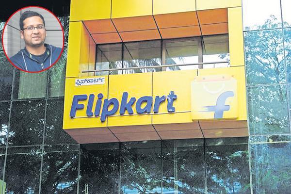 Binny Bansal Resigns As Flipkart Group CEO - Sakshi