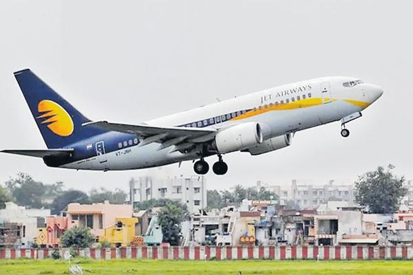 Jet Airways terms deal with Tata as 'speculative' - Sakshi