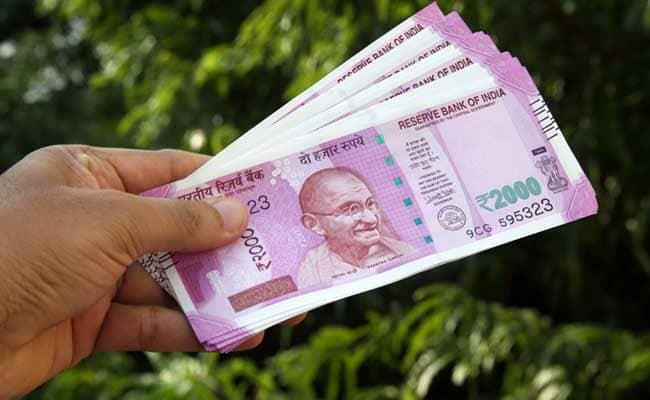 Rupee Hits 72USD Trades Nearly at 2 Month high - Sakshi