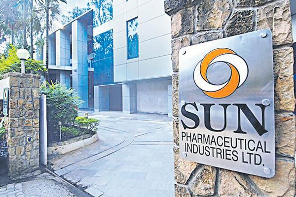 Sun Pharma posts loss on legal cost, low sales growth - Sakshi