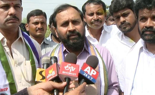 Alla Ramakrishna Reddy Fires On AP Govt Over Capital Area Land Acquisition - Sakshi