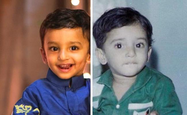 Hero Nani Childrens Day Tweet Viral - Sakshi