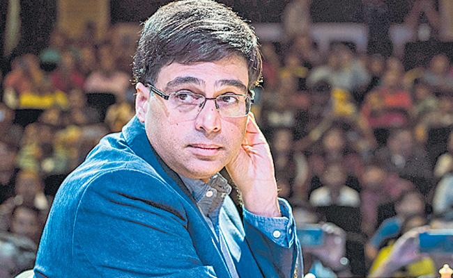Viswanathan Anand Seals Blitz Title in Style by Beating Hikaru Nakamura - Sakshi