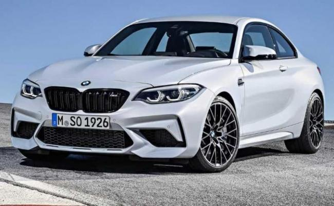 BMW launches M2 Competition in India at Rs. 79.9 lakh - Sakshi