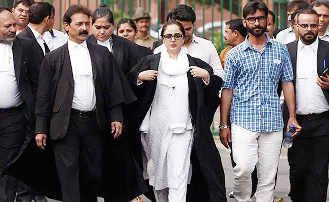 Kathua Victim Family Drops Lawyer Deepika Rajawat - Sakshi