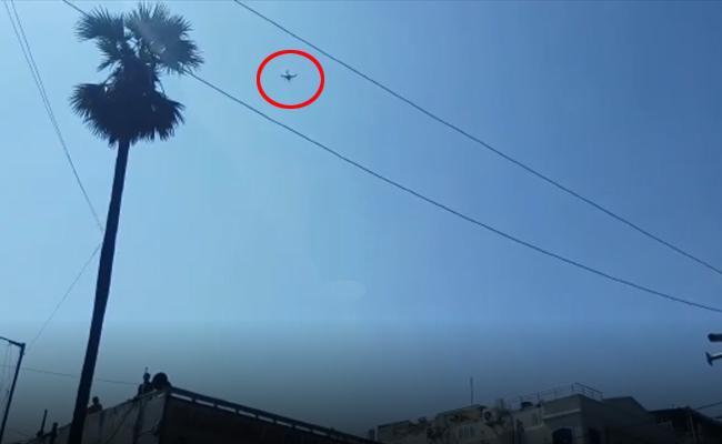 Drone cameras in MIM Rally - Sakshi