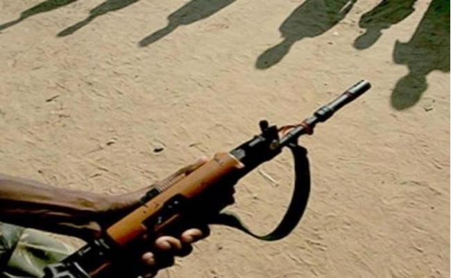 Maoists Palan For TRS Candidate Srinivas Reddy Hyderabad - Sakshi