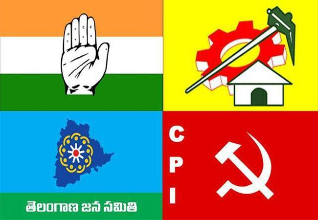 Telangana Elections 2018 Grand Alliance Seats Distribution Not Completed - Sakshi