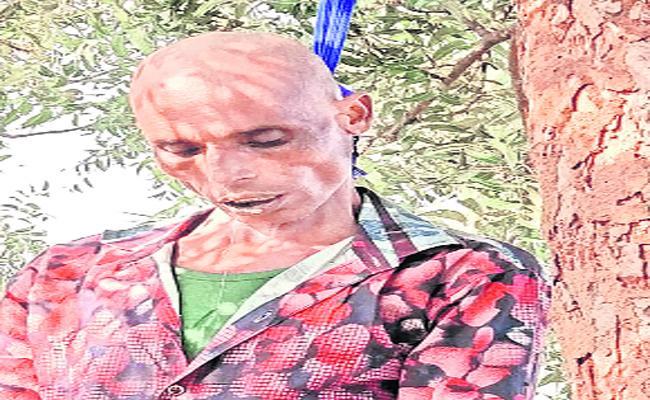 Unknown Person Suicide Warangal - Sakshi