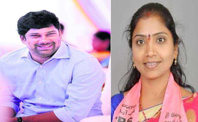MLA Candidates Submit Properties List To Election Officers - Sakshi