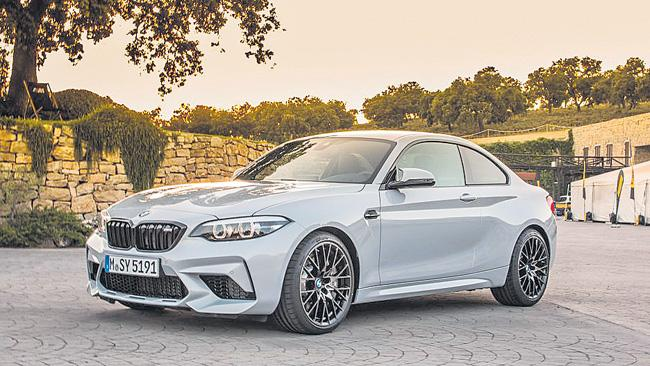 BMW M2 Competition can be yours at Rs 79.9 lakh - Sakshi