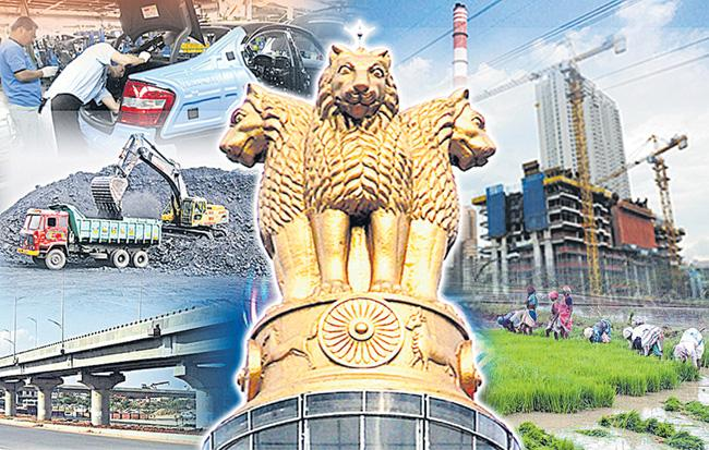 Fitch keeps India rating unchanged for 12th year in a row - Sakshi