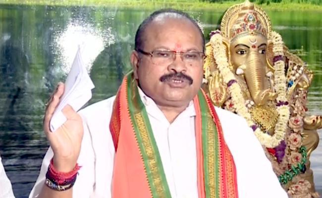 Kanna Lakshminarayana Fires On Chandrababu Naidu Over Ban On CBI Entry In AP - Sakshi