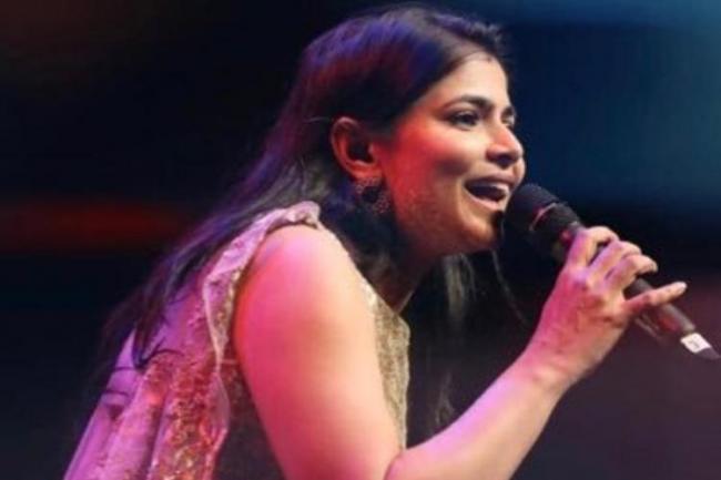 Me Too Singer Chinmayi Tamil dubbing union membership axed - Sakshi