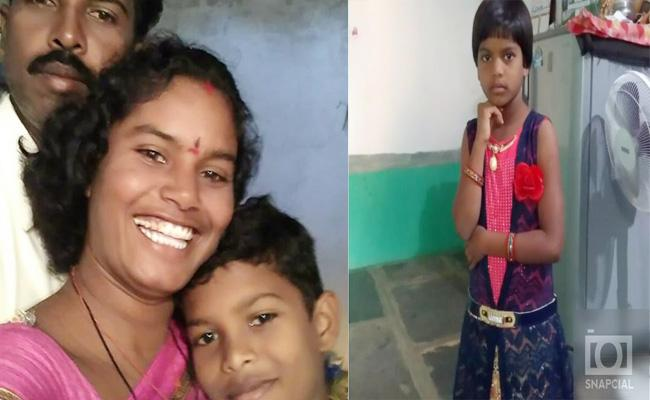 Aasha Worker Family Commits Suicide In Anantapur - Sakshi