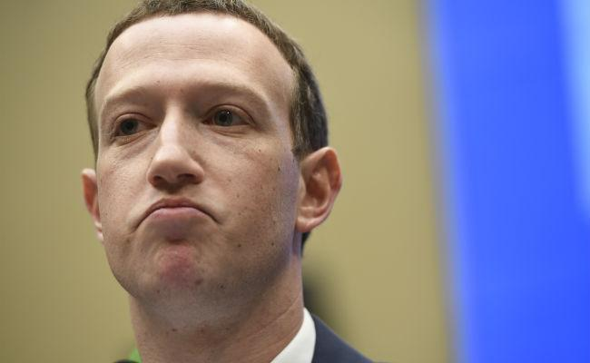 Facebook investors want Zuckerberg to step down as company's chairman following report - Sakshi