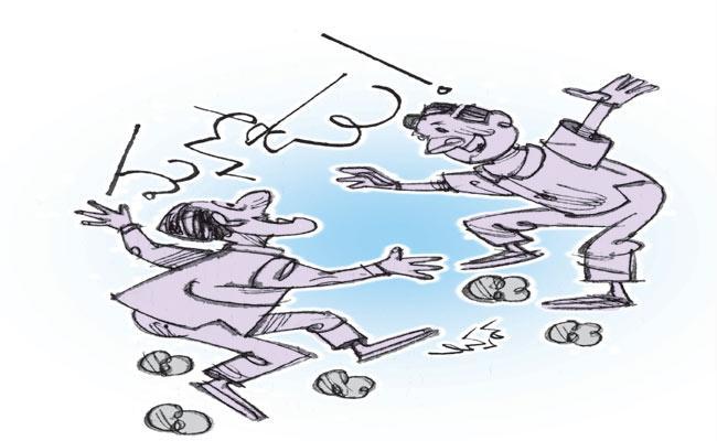Sri Ramana Article On Politics - Sakshi