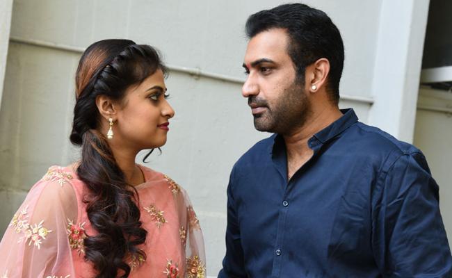 Nandamuri Tarakaratna Bilingual Movie Amrutha Varshini - Sakshi