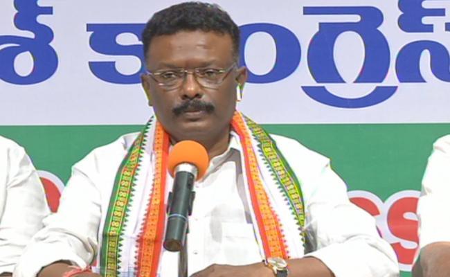 Dasoju Sravan Says Congress Will Win In Khairatabad - Sakshi