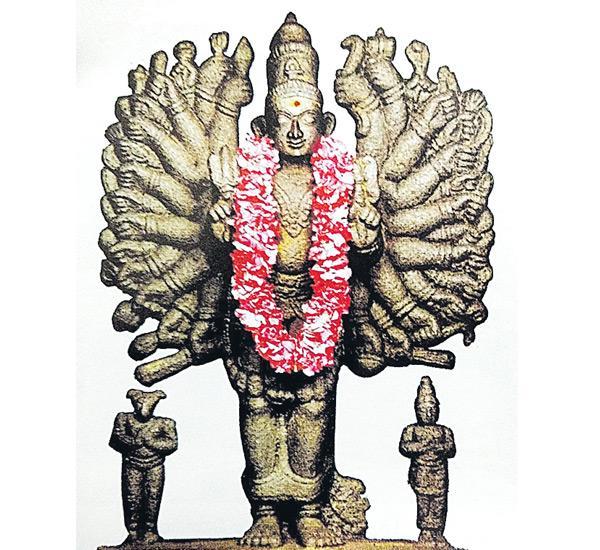 Story of veerabhadra swamy - Sakshi