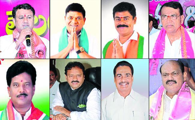 Telangana Political Leaders Profile In Nizamabad - Sakshi